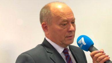 Photo of Lech Prejs nowym przewodniczącym Rady Miasta Mława