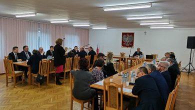 Photo of Rada miejska w Glinojecku wybrała przewodniczącego i wiceprzewodniczących