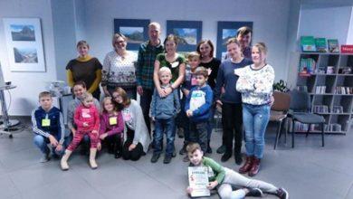 Photo of Biblioteka w Działdowie zorganizowała rodzinny konkurs