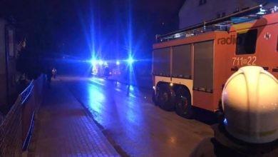 Photo of Szreńsk: Podejrzenie eksplozji butli gazowej