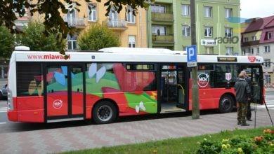Photo of Uwaga mławianie! Zmiana tras miejskich autobusów