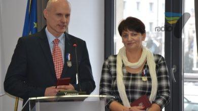 """Photo of Medale dla prezesa i sekretarz """"Płetwala"""""""