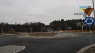 Photo of Gmina Rybno: Nowe rondo już otwarte