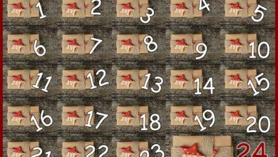 Photo of Mławscy licealiści przygotowali wyjątkowy kalendarz adwentowy