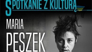 Photo of Ciechanów: Maria Peszek gościem Spotkań z Kulturą