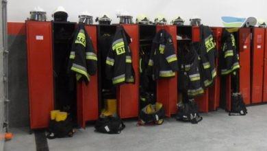 Photo of Druhowie ze Strzegowa wyremontowali strażacki garaż