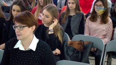 Photo of Młodzież z Żuromina wysłuchała wykładu o odradzającej się Polsce