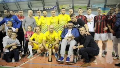 Photo of Wracaj do zdrowia! Za nami charytatywny turniej piłkarski dla Marcina Ecika Breńskiego