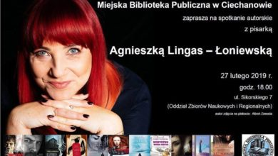 Photo of Dilerka emocji spotka się z czytelnikami w Ciechanowie