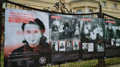 Photo of Niezłomna, wyklęta – wystawa o Ince w działdowskim plenerze