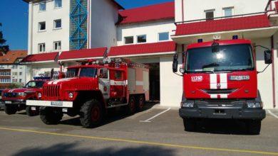 Photo of Lidzbarski magistrat otrzymał pięć ofert na budowę garażu dla strażaków
