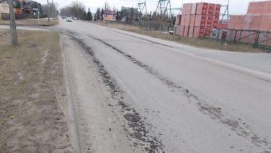 Photo of Błoto na mławskich drogach. Interweniuje straż miejska