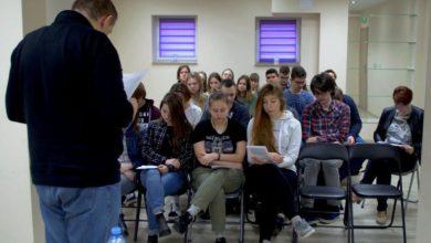 Photo of Licealiści z Żuromina uczestniczyli w lekcji o filozofii profesora Tischnera