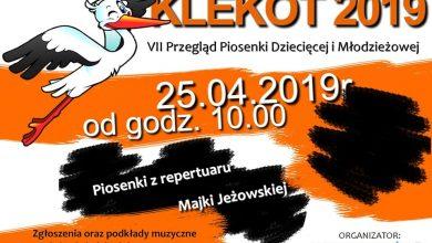 Photo of W Radzanowie będą klekotać