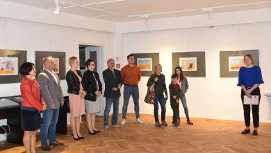 """Photo of Za nami wernisaż mławskiej wystawy """"Wojtkowe malowanie"""""""
