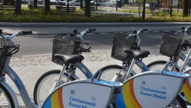 Photo of Ciechanowski system rowerów miejskich już działa