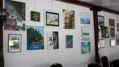 Photo of Nowa wystawa mławskich malarzy