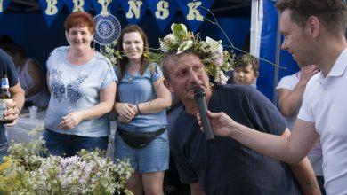 Photo of Sołectwo Bryńsk bawiło się podczas Dni Lasu