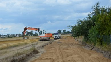 Photo of Rozpoczęła się budowa ulicy Mazowieckiej w Żurominie