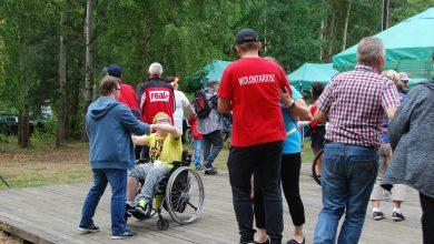 Photo of Dzień Integracji Osób Niepełnosprawnych w sierpeckim skansenie