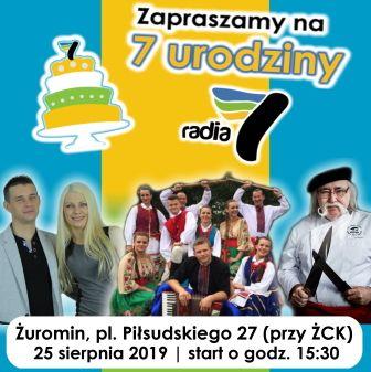 Urodziny Radia 7