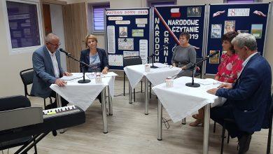 Photo of Narodowe czytanie opanowało również biblioteki naszego regionu