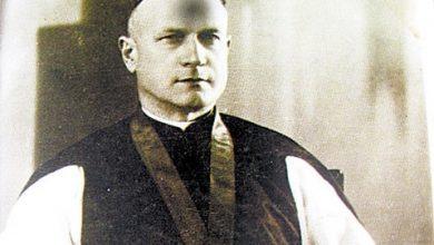 Photo of Pomnik zasłużonego kapłana stanie w gminie Wiśniewo