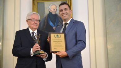 Photo of Ogólnopolska nagroda dla Lidzbarka