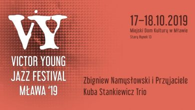 Photo of W czwartek rozpoczyna się Victor Young Jazz Festival Mława