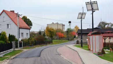 Photo of Budowa drogi z Lidzbarka do Bryńska zbliża się do końca
