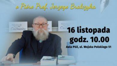 Photo of Trwają zapisy na Piąte Ciechanowskie Dyktando o Pióro Prof. Jerzego Bralczyka