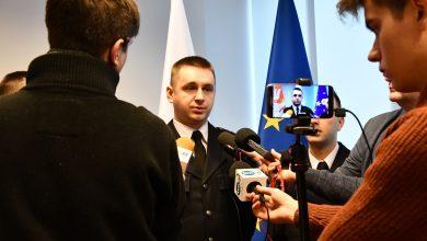 Photo of Ochotnik z Kuczborku nominowany do nagrody Strażaka Roku