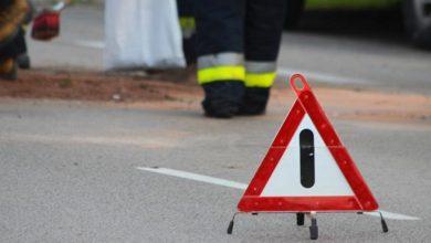 Photo of Wypadek pod Lidzbarkiem. Jedna osoba z ciężkimi obrażeniami