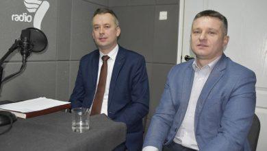 Photo of Gość Radia 7: R. Kuciński – wójt Dzierzgowa oraz M. Gębala – wójt Wieczfni Kościelnej (audycja z 29.01.2020)
