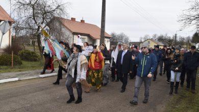 Photo of Dłutowo: Karnawał w staropolskim stylu. Tłumy na zapustach
