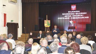 Photo of Iłowo-Osada: Gmina zorganizowała spotkanie z wojewodą. Główny temat to inwestycje