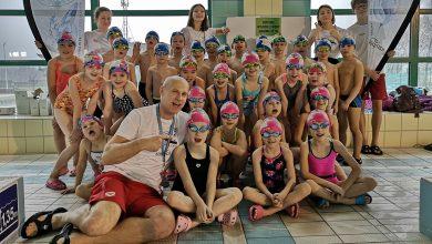 Photo of Mława: Klub Płetwal uruchomił szkółkę pływacką