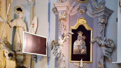 Photo of Sanktuarium w Ratowie otrzymało dotację na renowację ołtarza