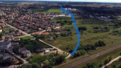 Photo of Drugi etap budowy Al. św. Wojciecha w Mławie jeszcze w tym roku