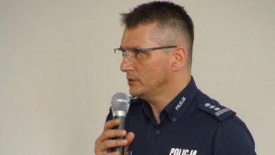 Photo of Komendant policji w Ciechanowie przeszedł na emeryturę