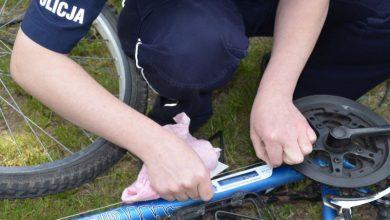 Photo of Mławska policja znakuje rowery mieszkańców