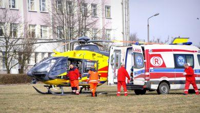 Photo of Żuromin. Postrzelony z wiatrówki chłopiec trafił do szpitala