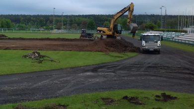 Photo of Stadion przy mławskiej siódemce będzie dalej modernizowany