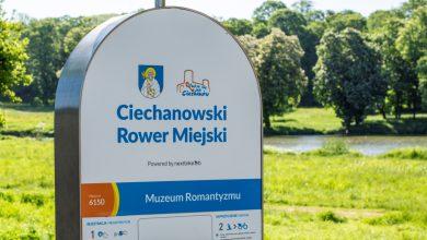 Photo of Rowerem do muzeum w Opinogórze