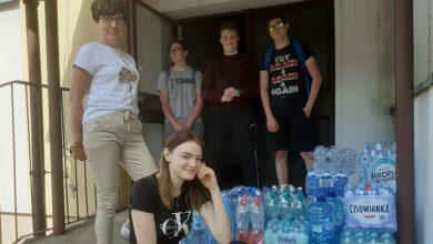 Photo of Trwa zbiórka wody butelkowanej dla potrzebujących