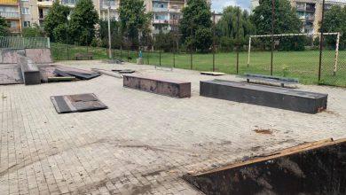 Photo of Rozpoczęła się modernizacja przasnyskiego skateparku