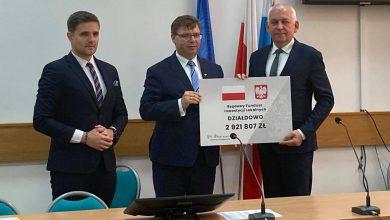 Photo of Trzy miliony dla Działdowa na inwestycje drogowe