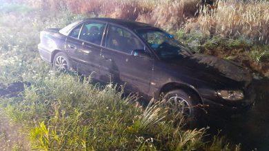 Photo of Gmina Zawidz: Pijany kierowca spowodował wypadek