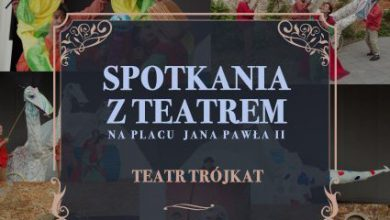 Photo of Dwa teatry przyjadą do Ciechanowa