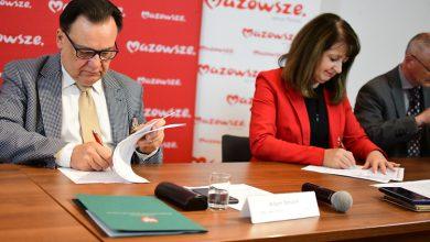 Photo of Mazowsze inwestuje w sieć stacji meteorologicznych